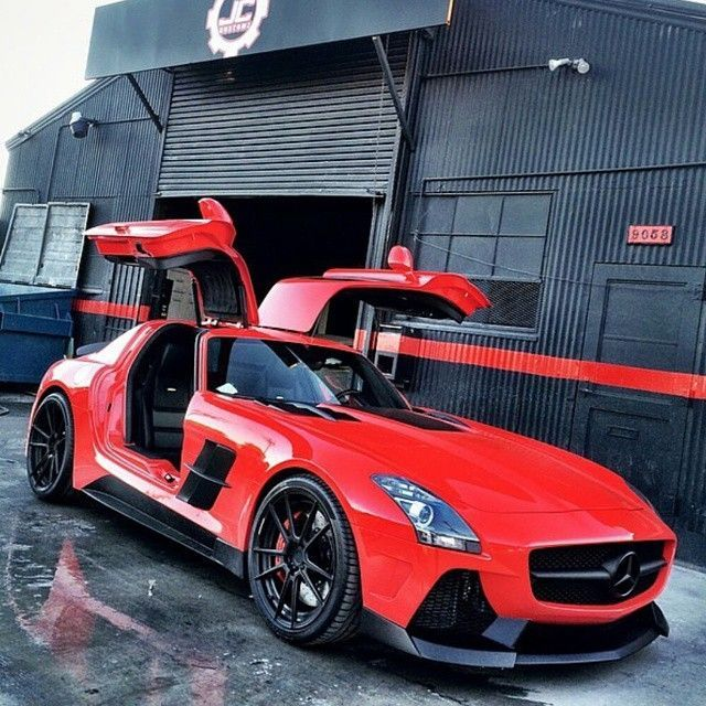 Chicago Mercedes Benz Service: #Mercedes #SLS #AMG Top Gear Hot Cars