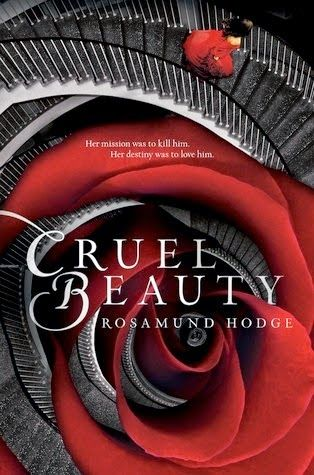 CRUEL BEAUTY, ROSAMUND HODGE  http://bookadictas.blogspot.com/2014/09/cruel-beauty-rosamund-hodge.html
