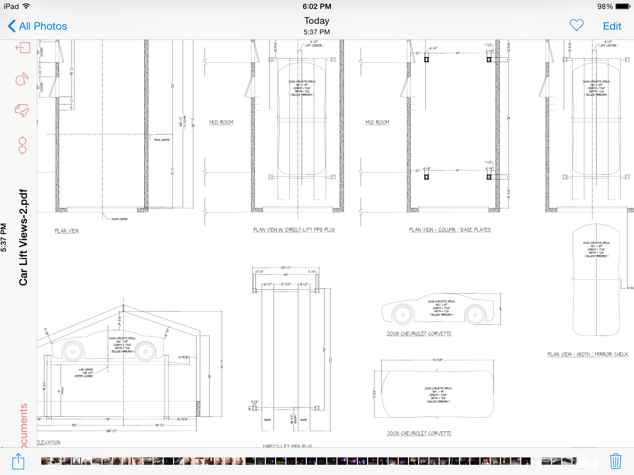Garage Floorplan For Lift Garage Plans Man Cave Plans