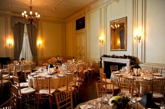 Old World Wedding Reception Venue 550x365 Elegant Handcrafted