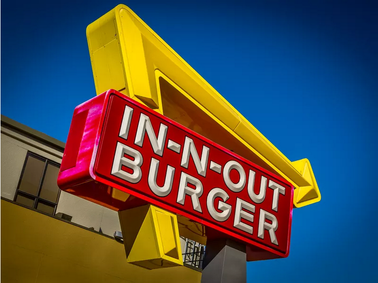 In N Out Burger Opens First Oregon Location A Guide To Ordering For Oregonians In And Out Burger In N Out Burger Gluten Free Travel
