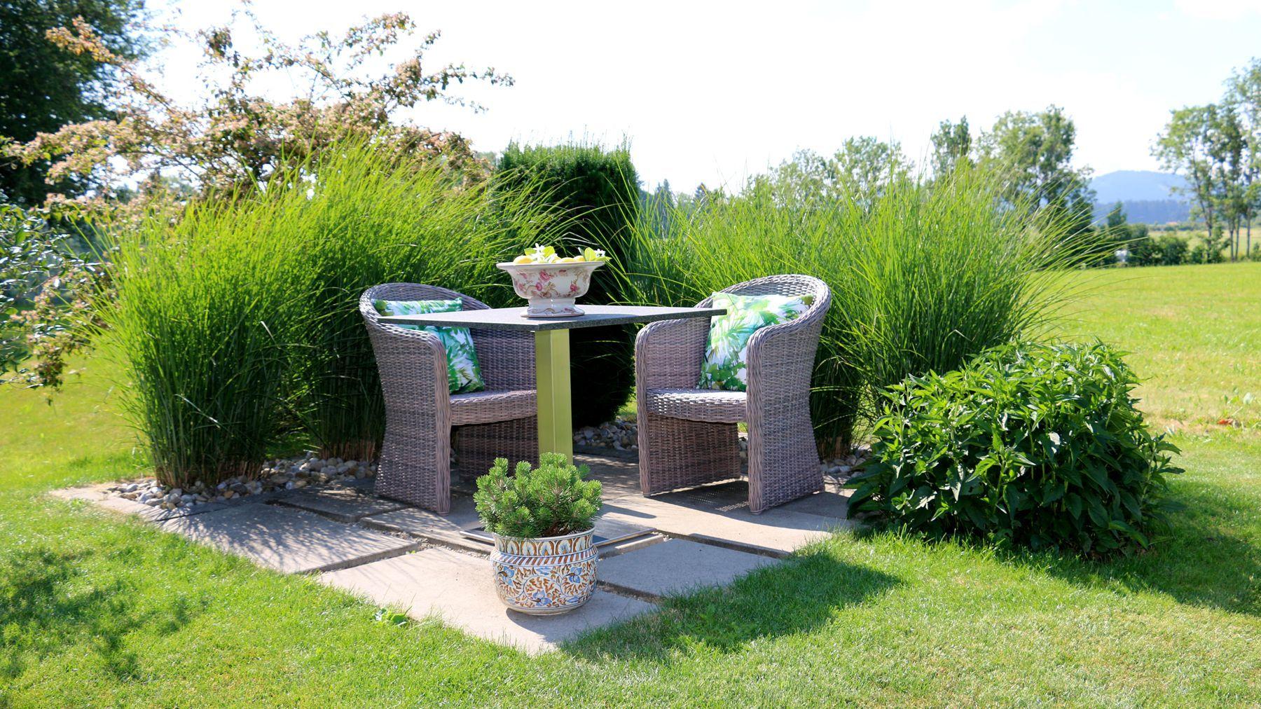 Private Ruckzugsorte Im Garten Hubners Traum In 2020 Garten Traumgarten Garten Design