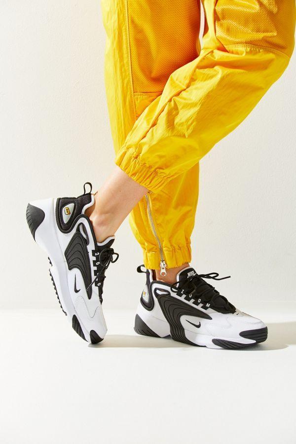 Nike Zoom 2K WMNS Black White in 2020