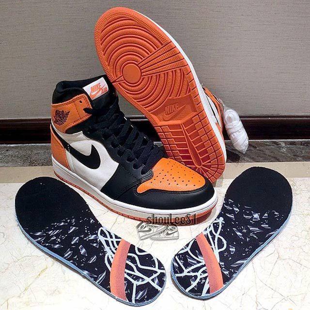 best service c4a03 d96dd AIR JORDAN 1 HIGH (SHATTERED BLACKBOARD) Jordan Retro 1, Jordan 1, Nike