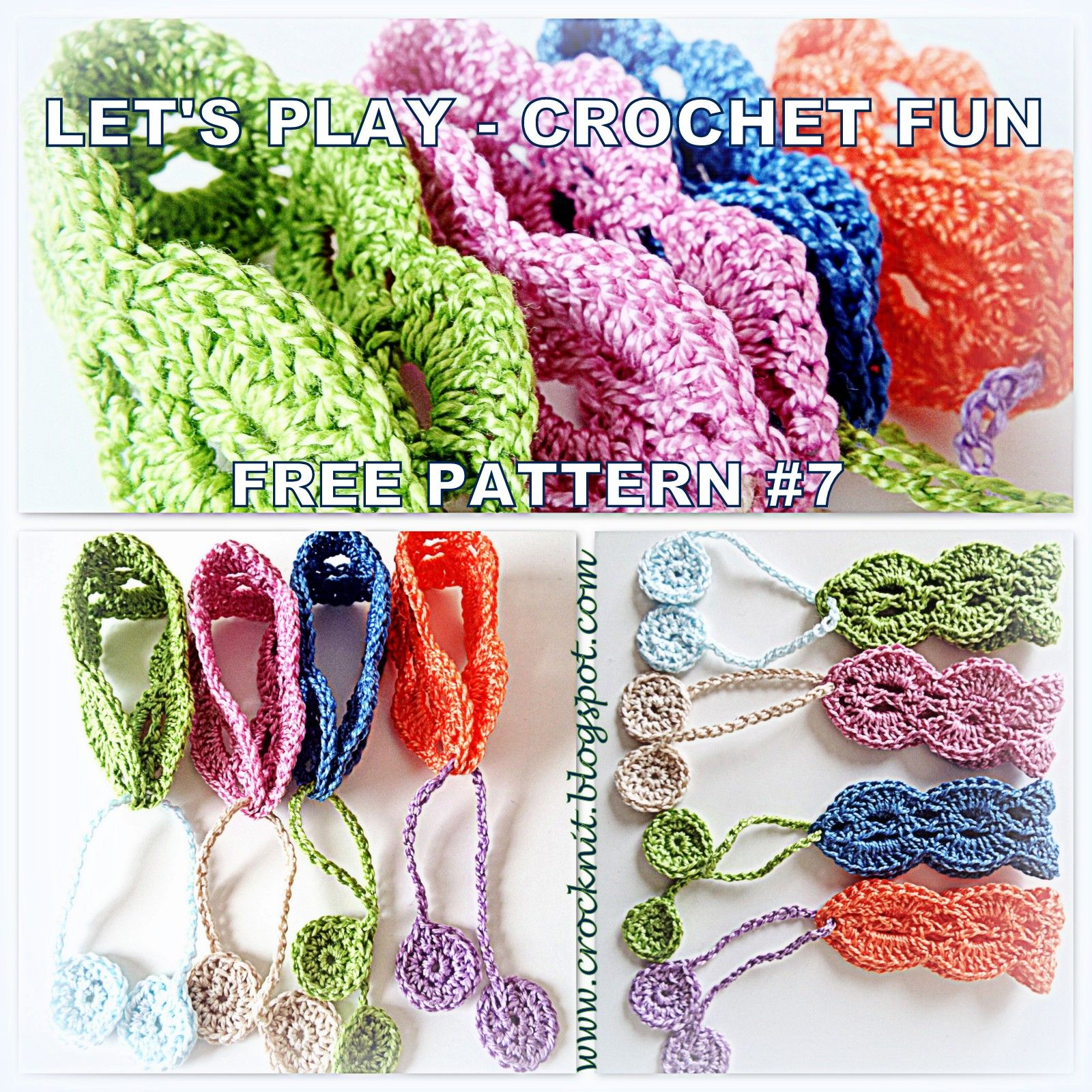 Crochet: Patterns, Articles, eBooks, Magazines, Videos