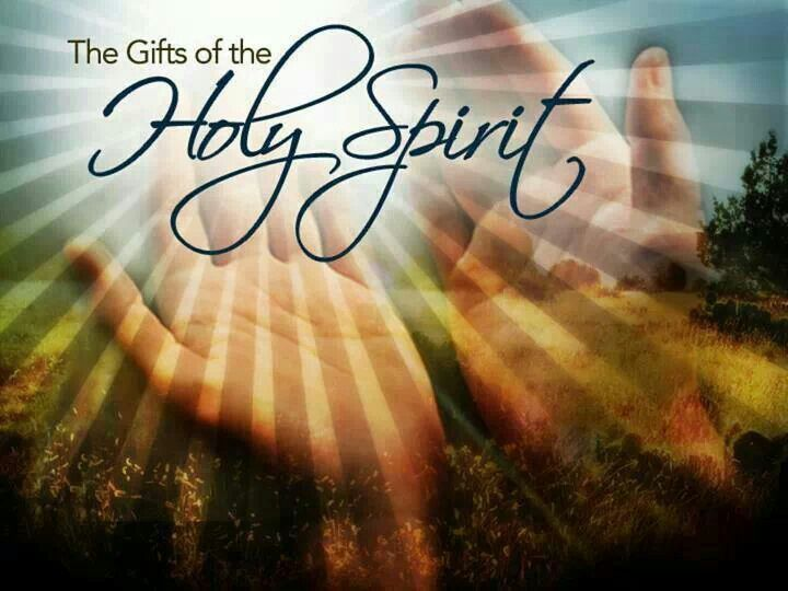 Gifts of the Holy Spirit