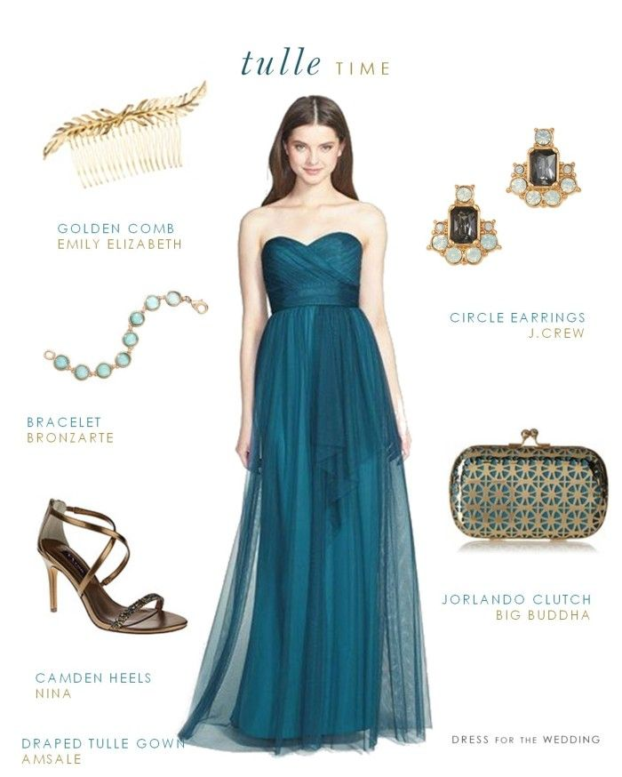 17 Best images about Peacock bridesmaid dresses on Pinterest ...