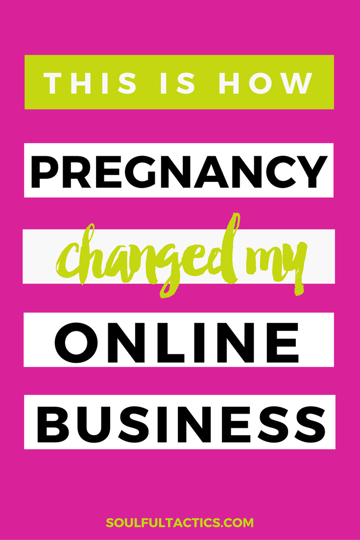 Are You Pregnant And An Entrepreneur You Need To Hear This Now