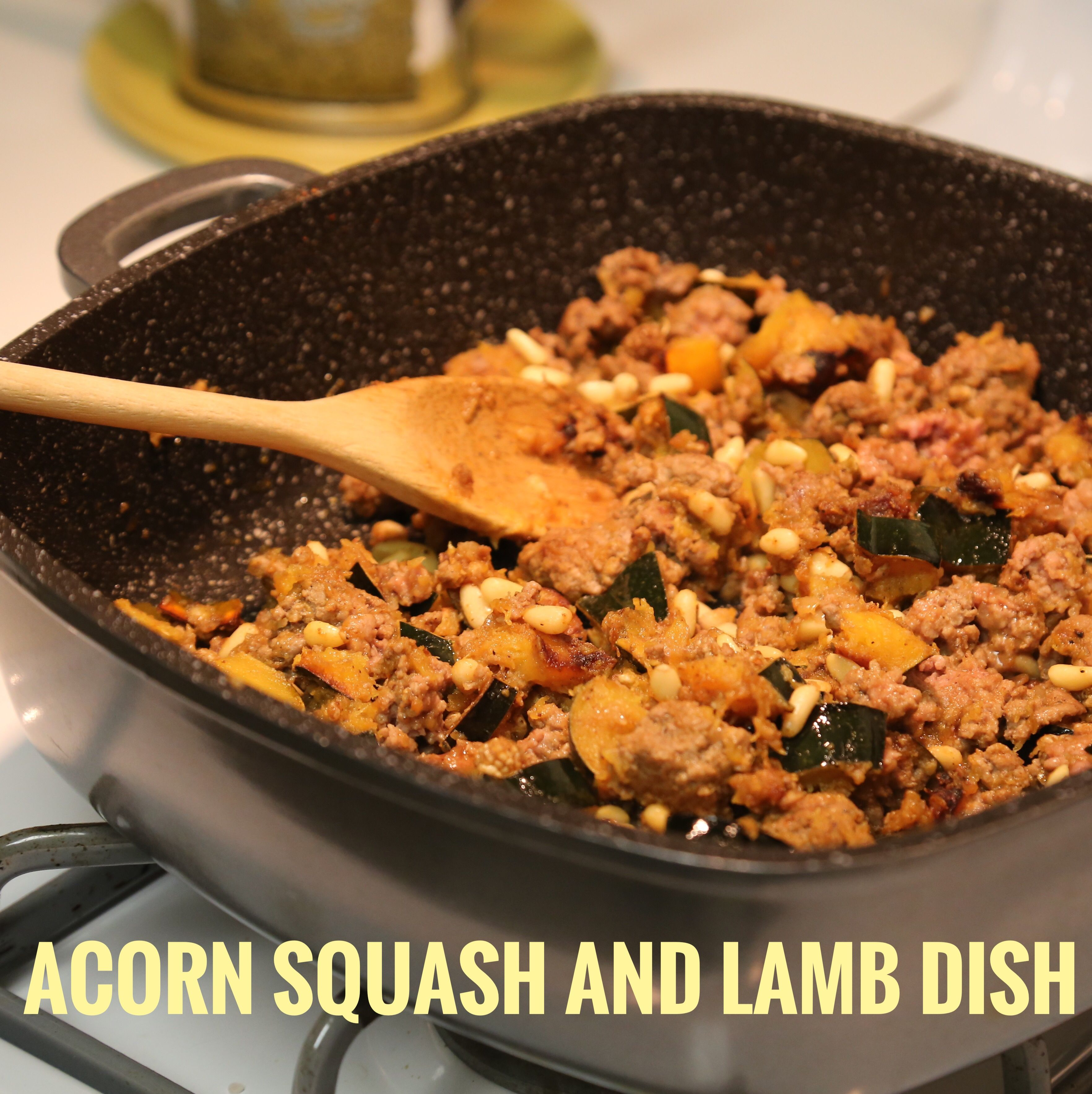 Acorn Squash and Lamb Dish: We wanted to be like the cool kids and give you all a super simple fall recipe, full of warm flavors. This savory, yet slightly sweet dish is perfect for a cold evening. Head over to the blog for the recipe. www.paleobymaileo.com