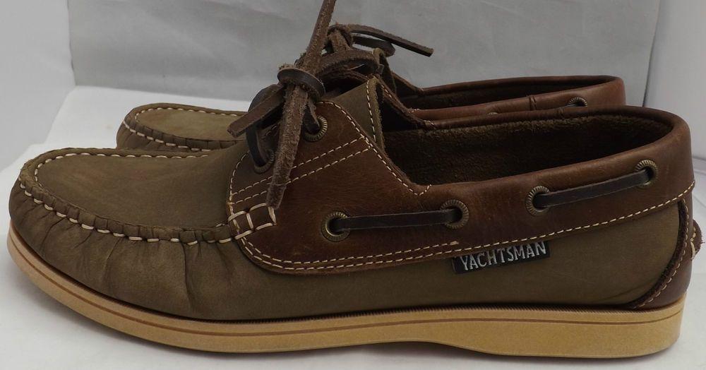 Yachtsman By Seafarer Deck Shoes Mens Uk Size 7 Eu 41 Us 8 Deck Shoes Shoes Shoes Mens