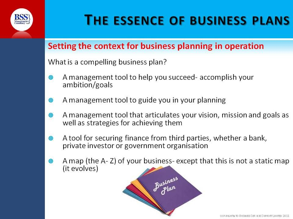 Why you must know about how to write a business plan