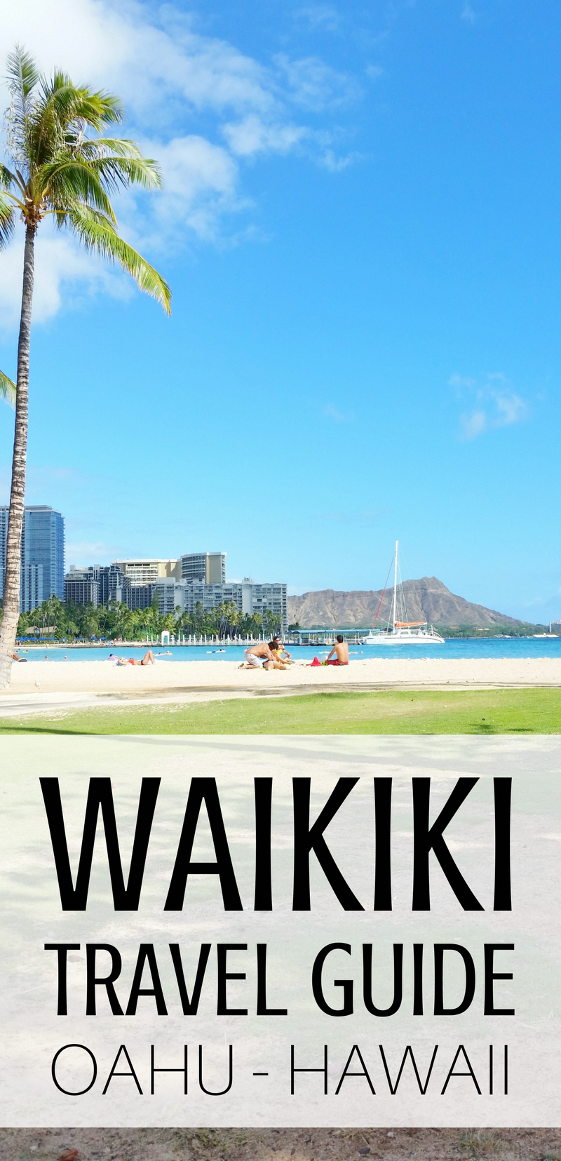 Waikiki Activities Travel Guide: Best things to do in Waikiki in one week :: Oahu - Hawaii #beachhoneymoonclothes
