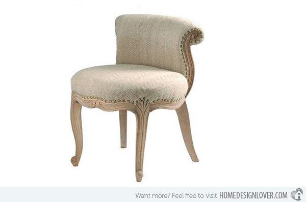 Groovy 17 Elegant And Stylish Bedroom Vanity Stools Master Evergreenethics Interior Chair Design Evergreenethicsorg