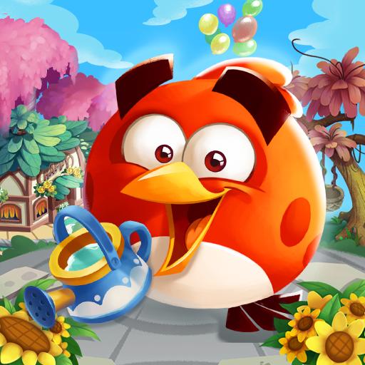 Angry Birds Blast Island v1.0.8 Mod ApkBlast into a new