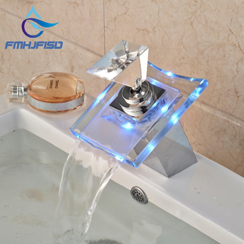 Buy Here Free Shipping Wholesale And Retail LED Color - Retail bathroom fixtures