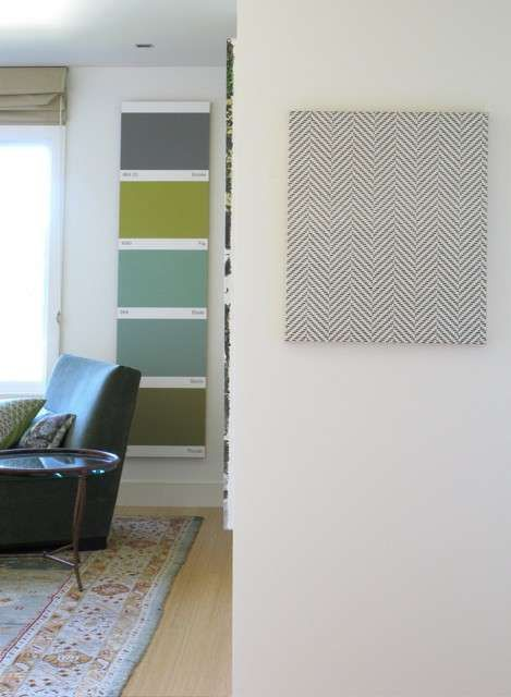 Paint Swatch Wall Art | Pinterest | Paint swatches, Paint chip art ...