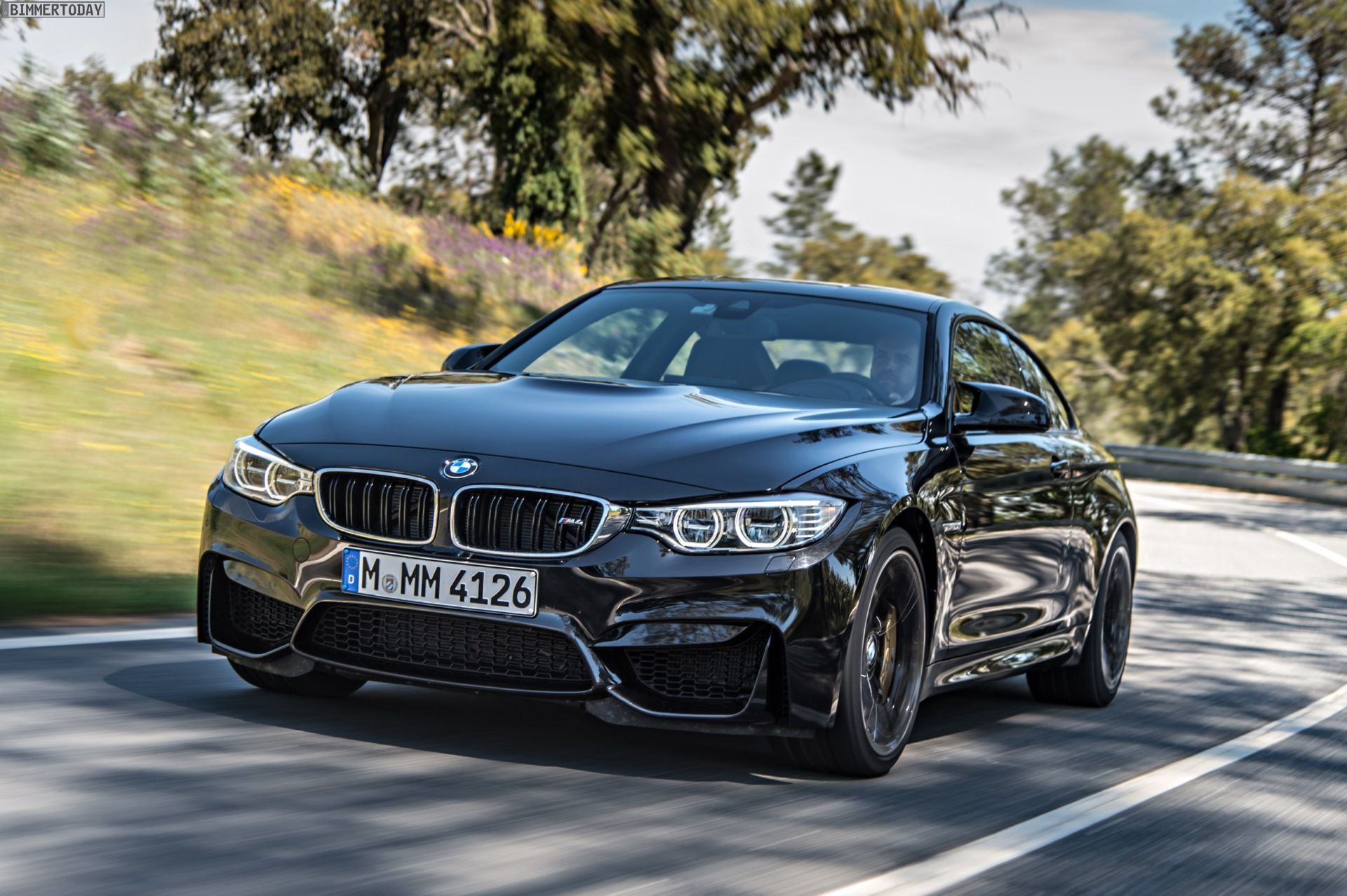 BMW M4 F82 Coupe 2014