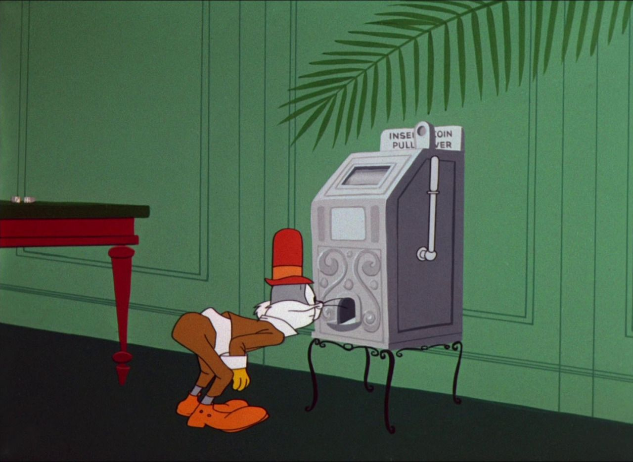 Fuck Yeah Bugs Bunny (animationfan69: Barbary Coast Bunny (1956) - Chuck...)