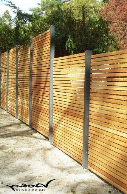Sichtschutz Garten Holz Modern Speyeder Verschiedene Ideen Best