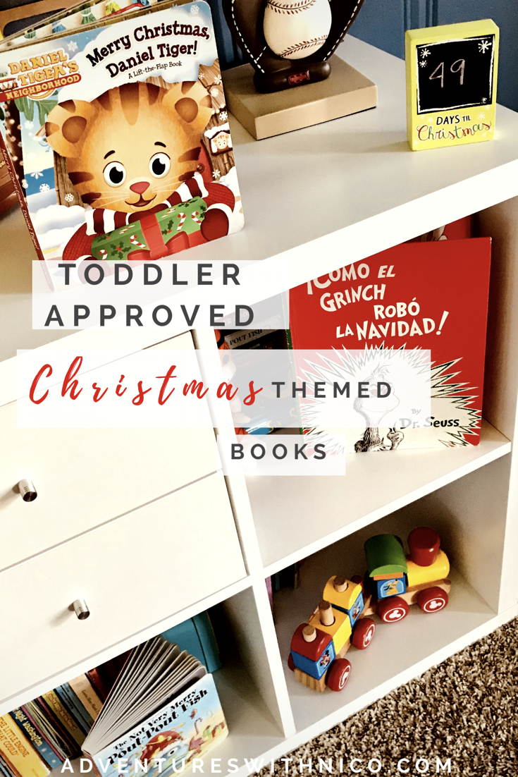 Toddler Approved Christmas Themed Books The Most Wonderful Time
