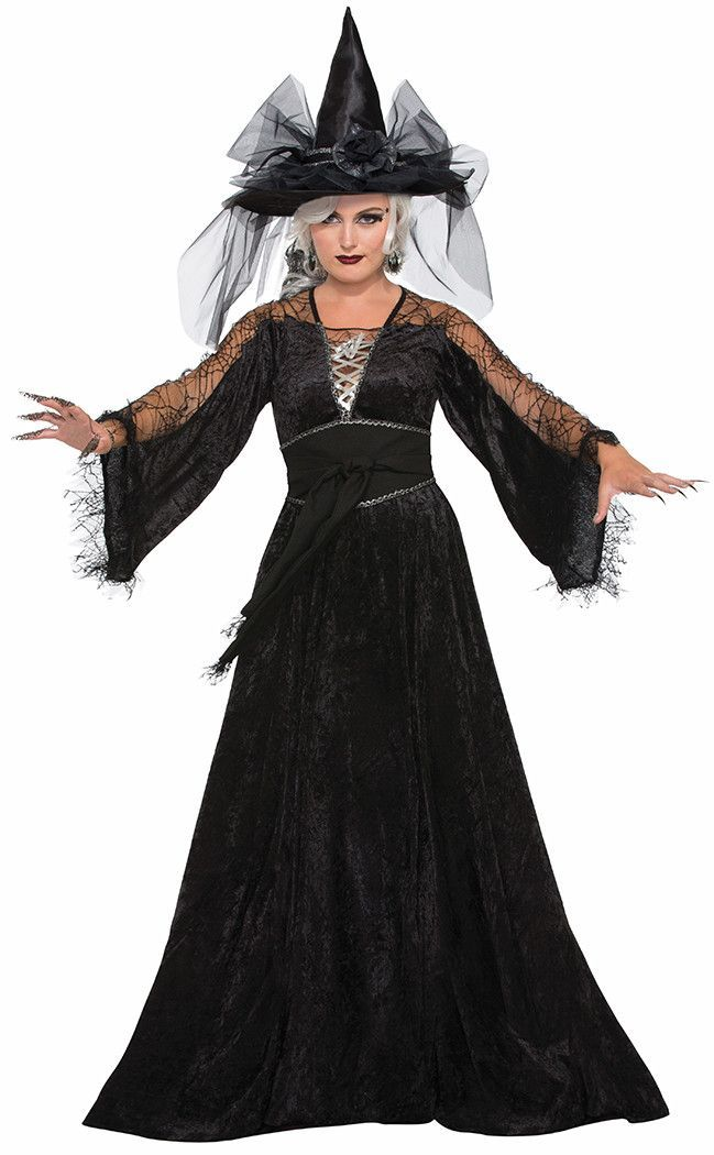 Transform Into A Witch With This Highly Detailed, Feminine -2155