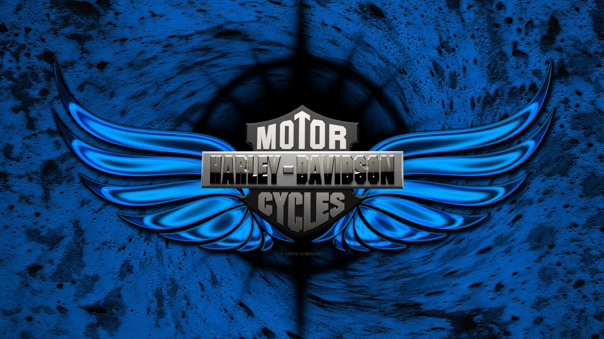 Harley Davidson Logo Wallpaper Harley Davidson Logo Wide