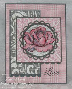 3D Layered Rose