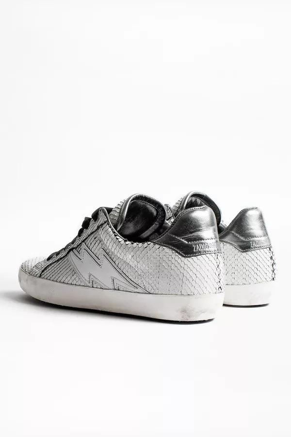 Zadig Neo Keith Flash Sneakers by Zadig