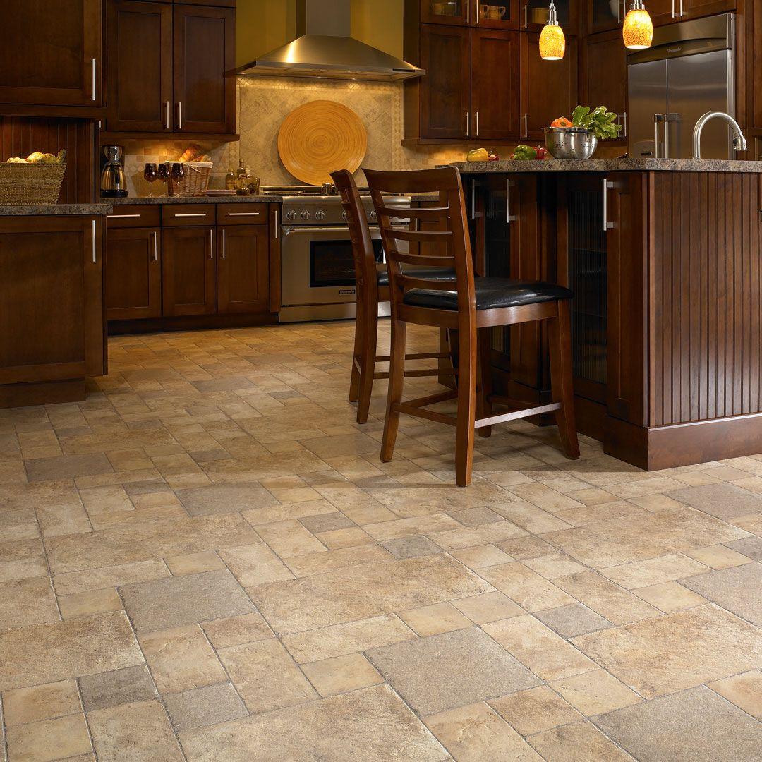 Colours Leggiero Natural Stone Effect Laminate Flooring Pack Image 4