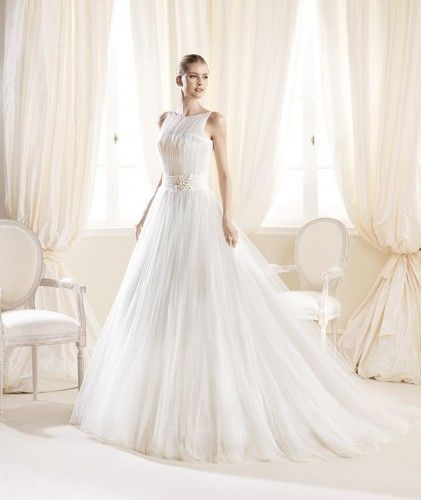 coleção #noivas la sposa 2014 modelo mostan #casarcomgosto