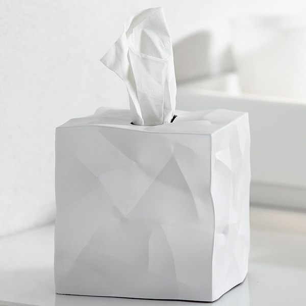 Shop Wayfair For Essey Crinkle Tissue Box Cover   Great Deals On All  Furniture Products With