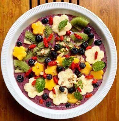 Healthy & clean frozen yogurt