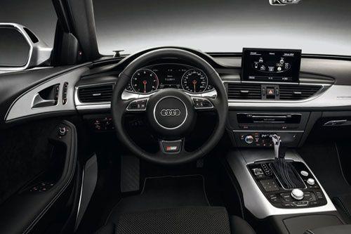 Audi A6 Avant 2.0 TDI S Line dashboard and interior | New Cars ...
