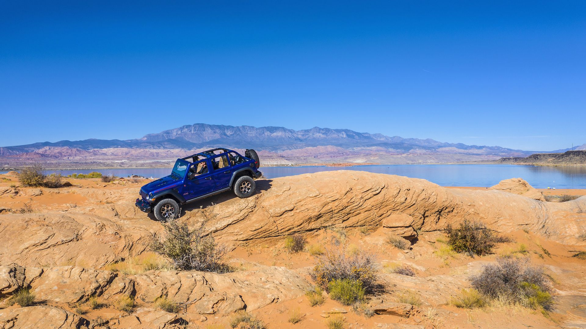 First Drive Review 2020 Jeep Wrangler Ecodiesel Ratchets Up The Power Range And Price Jeep Wrangler Jeep