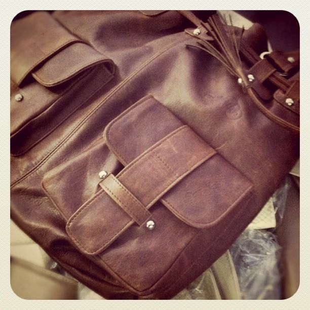 This Leather Handbag Is Simply Gorgeous Made Of The Softest Bag