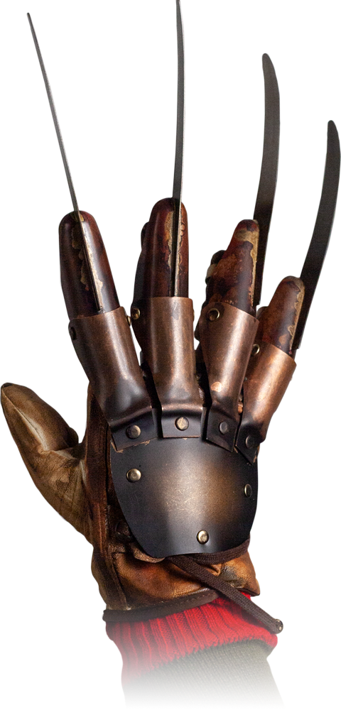 Freddy Krueger Deluxe Glove Dream Warriors By Trick Or Treat Studios Sideshow Collectibles Dream Warriors Freddy Krueger Trick Or Treat Studios
