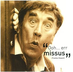 Image result for frankie howerd ooh er missus gif