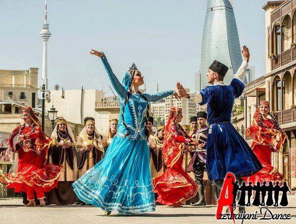 Azerbaijan Folk Dance Folk Dance Traditional Dance Turkish Culture