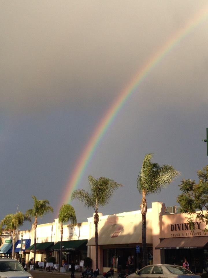 Encinitas 101 Mainstreet Association: Rainbow 101 Encinitas, Ca AlizaGerritt©2013