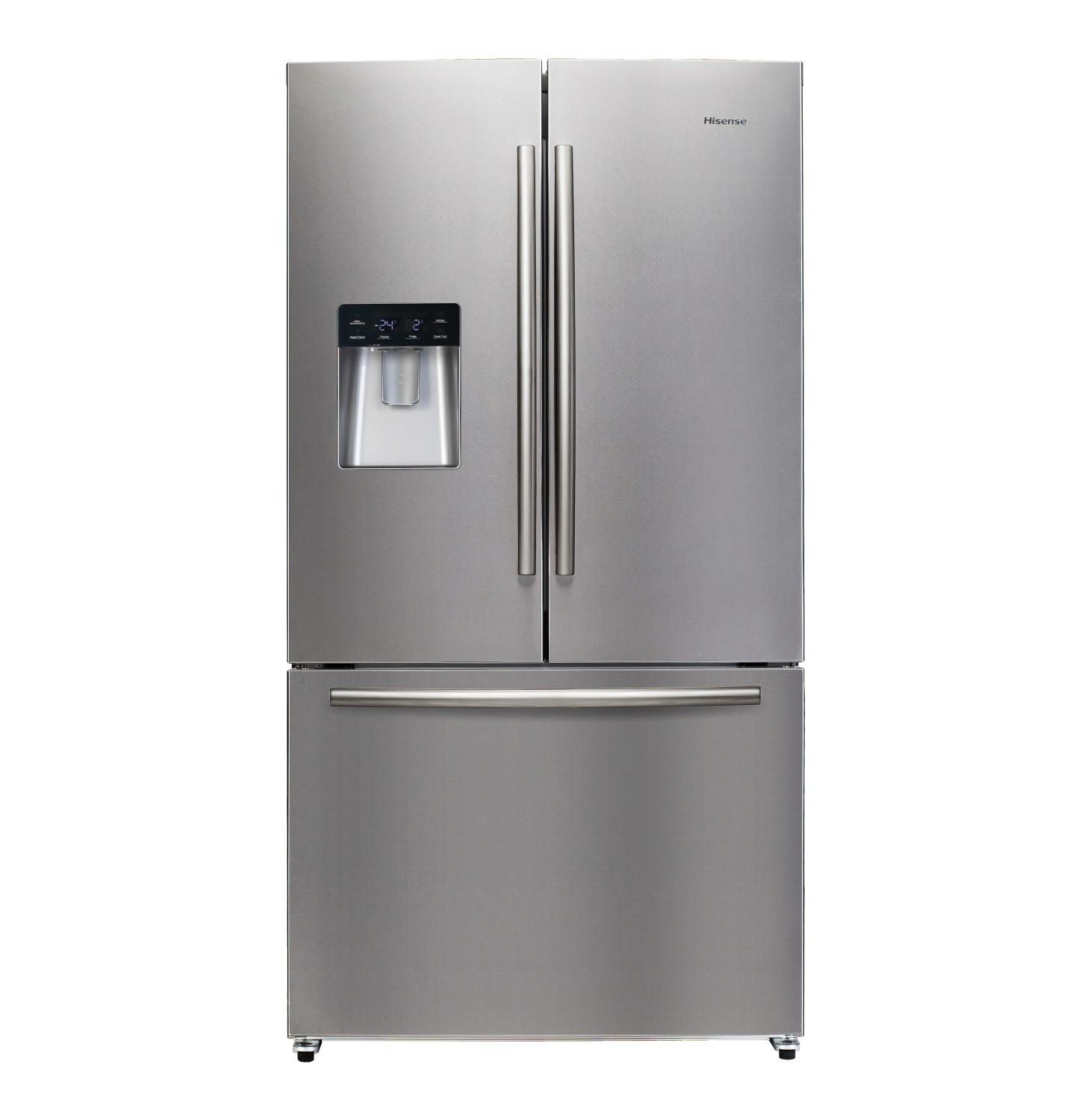 Hisense French Door Fridge Freezer With Water Dispenser Makro Online Fridge French Door French Door Refrigerator French Doors
