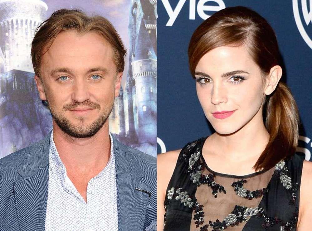 Tom Felton Admits Emma Watson Was Really Hard On Herself