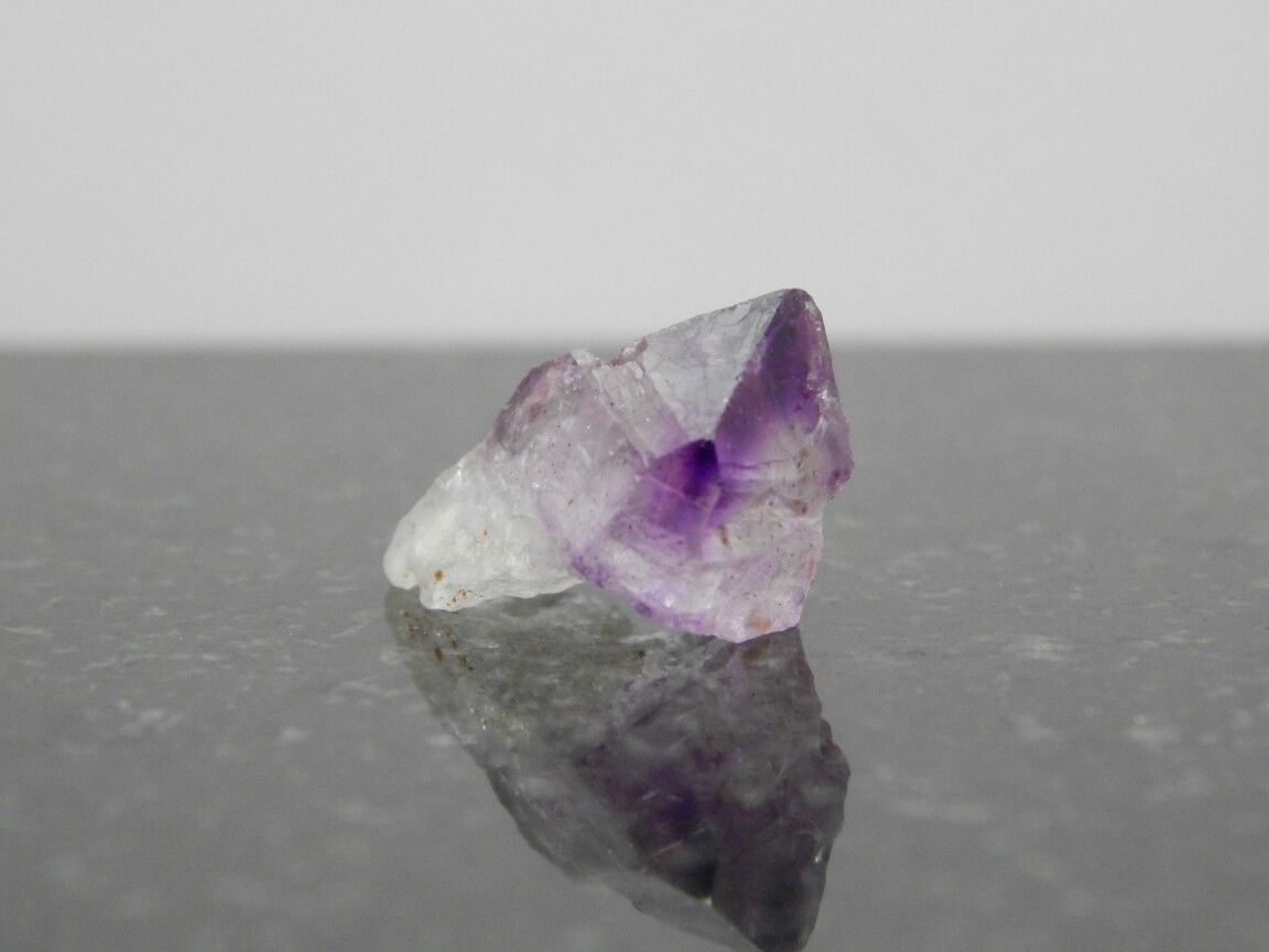 Brandberg Amethyst from Africa. Make sure to stop by www.ChicagoGemShop.com and make an account to start earning Brilliance points!