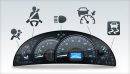 Don't speak dashboard? Check our indicator glossary to see what your vehicle is saying.