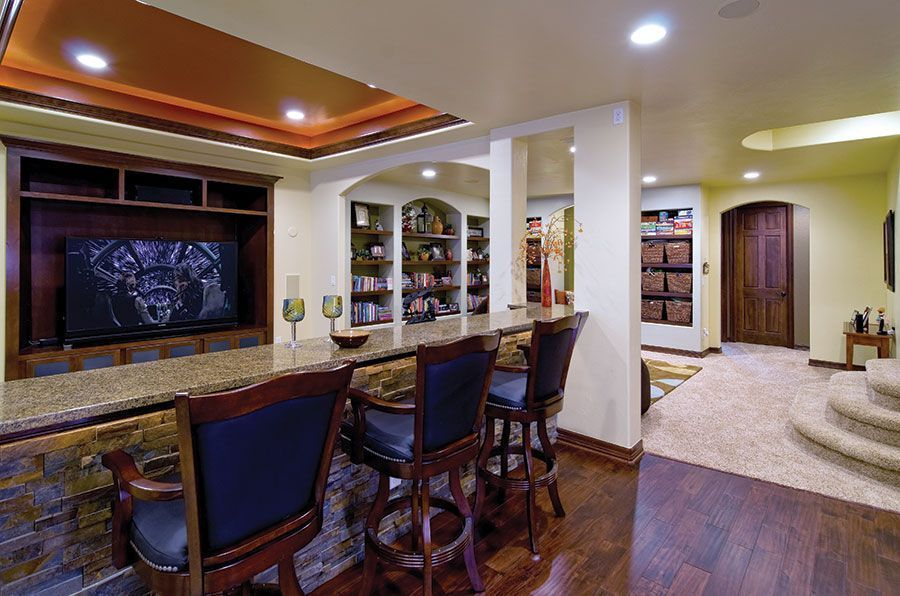 Fresh Basement Design Ideas On A Budget
