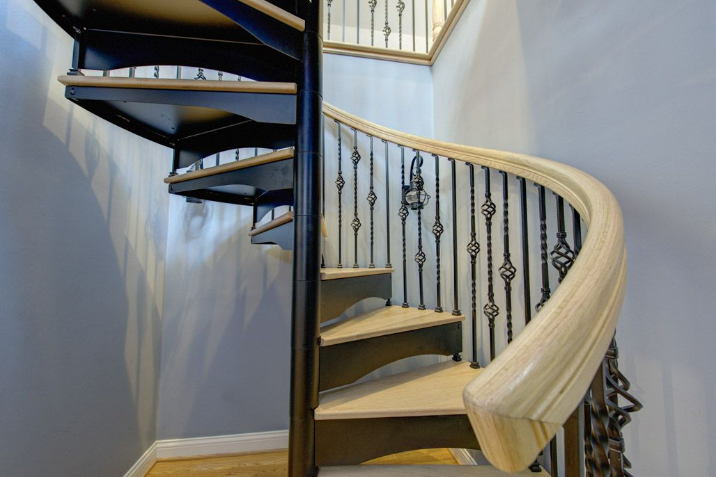 Best The Westminster Ornate Victorian Spiral Stairs Spiral 400 x 300