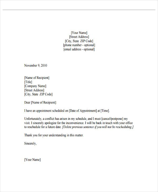 Appointment Letter Template Free Word Pdf Format Download Simple