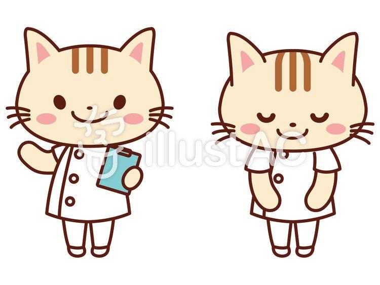 Free Cliparts Nurse Cat Hospital Medical 1182631 Illustac Nurse Clip Art Nursing Wallpaper Nurse Cat