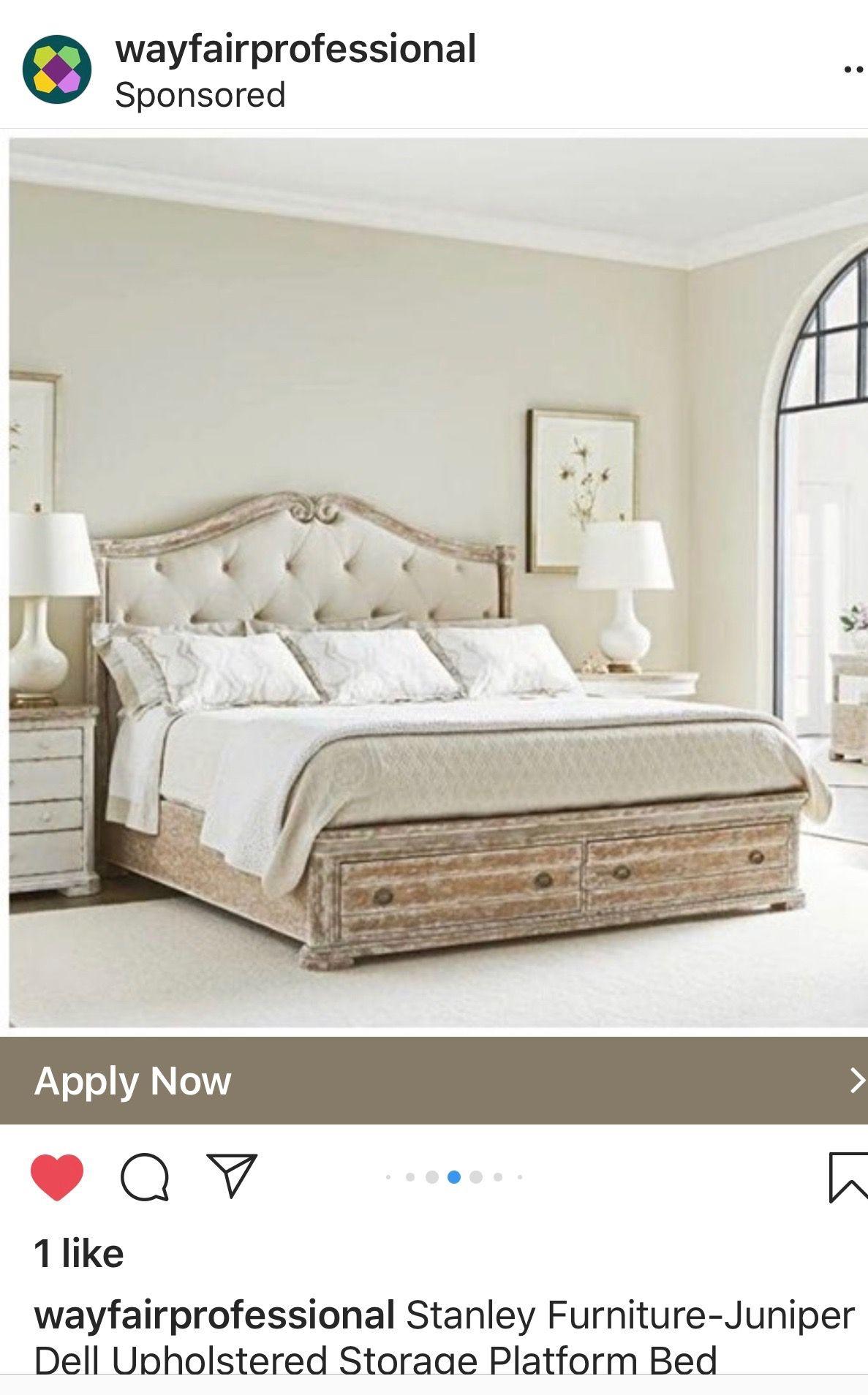 Pin by Jennifer Busch on Bedroom Bedroom sets, Bedroom