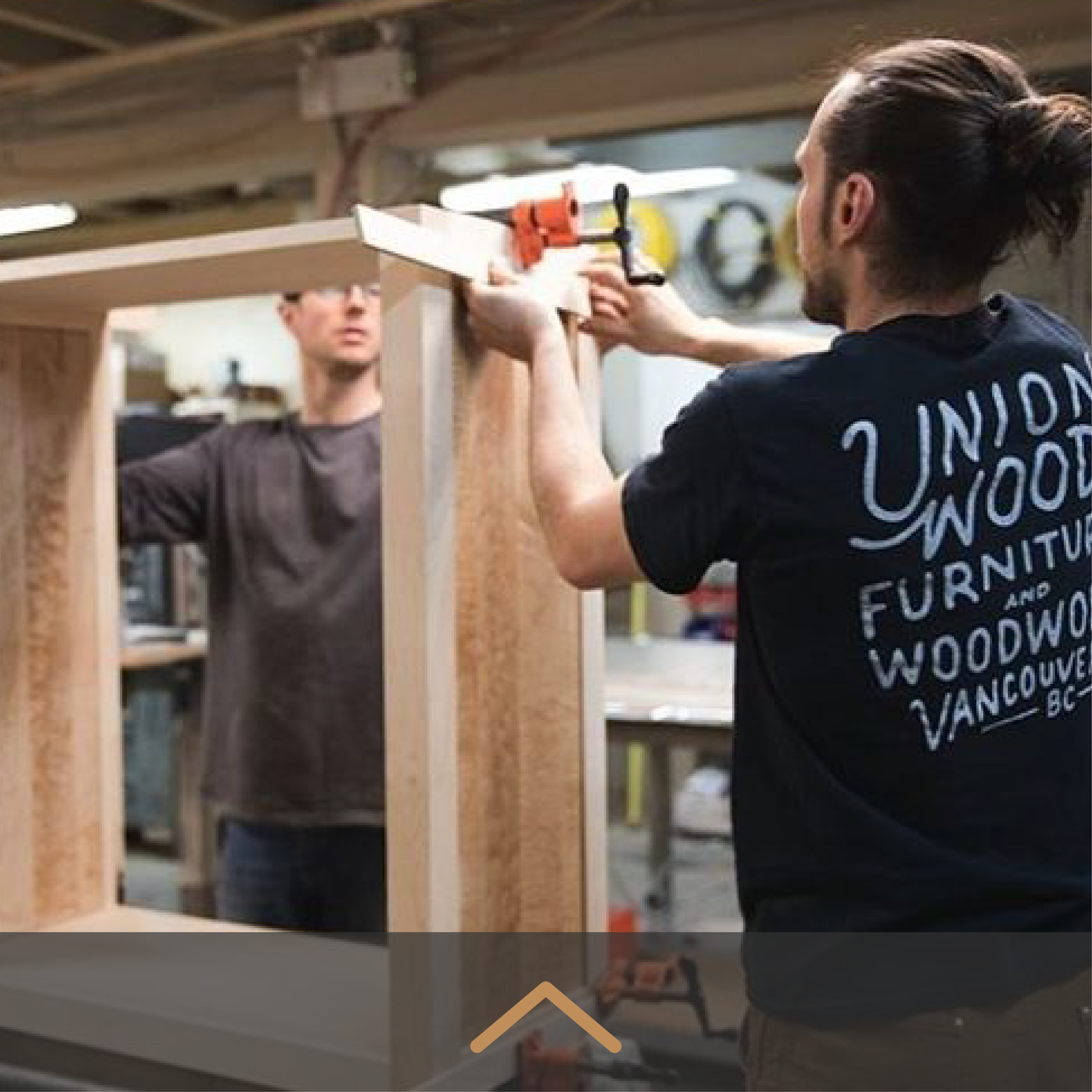 Union Wood Co Follow Union Wood Co On Instagram See Our Latest Handmade Wood Furniture Design Inspiration A Instagram Handmade Wood Furniture Woodworking