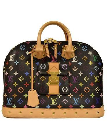 1becd01911c82e Louis Vuitton Multi Color Alma MM - Fashion House Amman | Designer ...